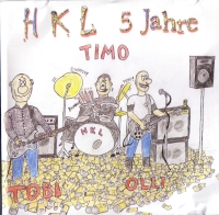 HauptKampfLinie (HKL) - 5 Jahre - Compact Disc