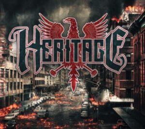Heritage - Heritage - Wallet CD