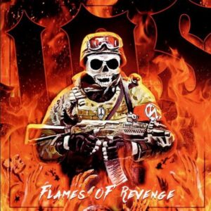 Jedem Das Seine - Flames of Revenge - Compact Disc