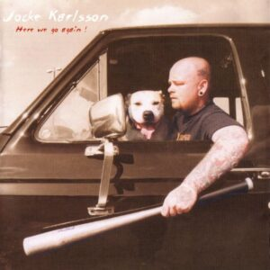 Jocke Karlsson - Here we go again! - Compact Disc