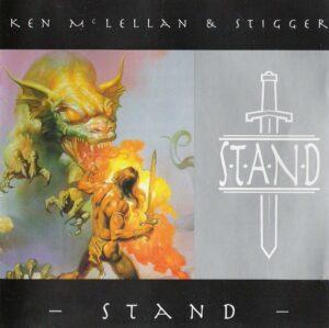 Ken McLellan & Stigger - Stand - Compact Disc