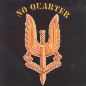 No Quarter - Who Dares Wins - Compact Disc