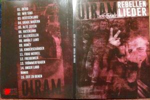 Oiram und Freunde - Rebellenlieder - Special Edition Disc