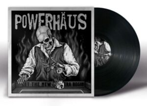 Powerhäus - Let the new Era begin - Vinyl LP Black