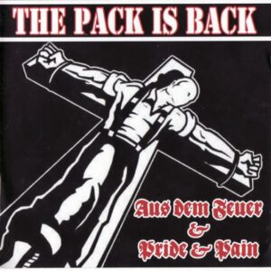 Pride & Pain und A.D.F. - The Pack is Back - Compact Disc