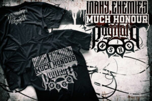 Pugilato - Many Enemies - T Shirt - Black
