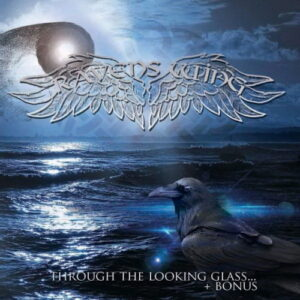 Ravens Wing ‎- Through The Looking Glass - Compact Disc