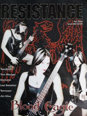 Resistance Magazine # 23