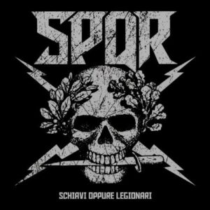 SPQR - Schiavi Oppure Legionari - Vinyl EP Grey Marble
