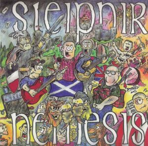 Sleipnir & Nemesis - German-Scottish Friendship - Compact Disc