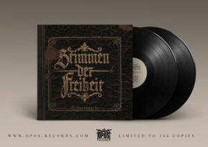 Stimmen der Freiheit - Schwertwache - Double LP Black
