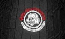 Totenkopf Loyalty Flag - 3x5 ft