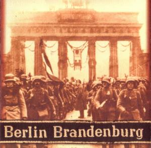 VA - Berlin Brandenburg - Compact Disc