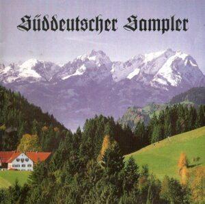 VA - Süddeutscher Sampler - Compact Disc