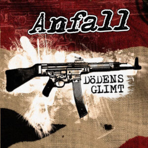 Anfall - Dödens Glimt - Compact Disc