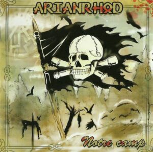 Arianrhod - Notre Camp - Compact Disc