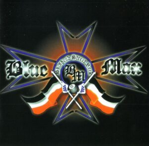 Blue Max - Skinhead Street Rock - Compact Disc