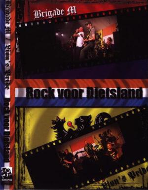Brigade M / Lion's Pride – Rock Voor Dietsland - DVD
