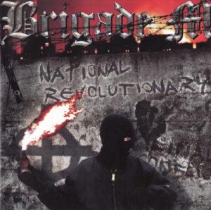 Brigade M - National Revolutionary - Compact Disc