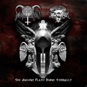 Faethon & Silent Dominion - The Ancient Flame Burns Eternally - Compact Disc