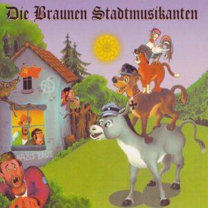 Gigi & Die Braunen Stadtmusikanten - Braun ist Trumpf - Compact Disc
