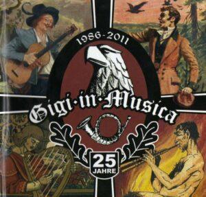 Gigi in Musica - 25 Jahre - Compact Disc