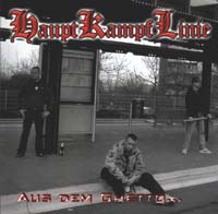HauptKampfLinie - Aus dem Ghetto... - Compact Disc