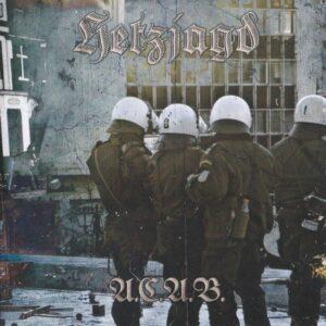 Hetzjagd - A.C.A.B. - Compact Disc