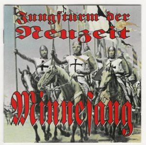 Minnesang - Jungsturm der Neuzeit - Compact Disc