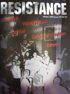 Resistance Magazine # 14