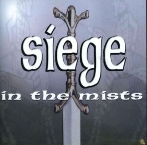 Siege - In The Mists - Compact Disc