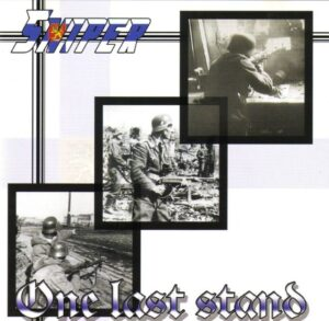 Sniper - One last stand - Compact Disc
