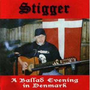 Stigger - A Ballad Evening in Denmark - Compact Disc
