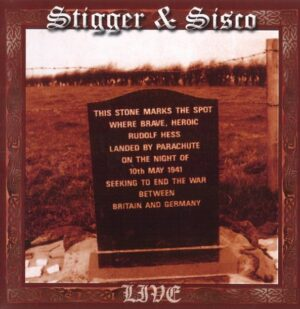 Stigger & Sisco - Live in England - Compact Disc