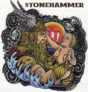 Stonehammer - Sons of our race - Compact Disc