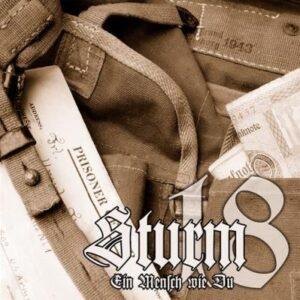 Sturm 18 - Ein Mensch wie Du - Compact Disc