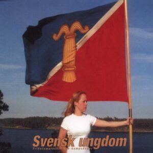 Svensk Ungdom - Frihetsmarscher Och Kampsaanger - Digipak Disc