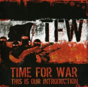 Time For War - This Is Our Introduction - Compact Disc