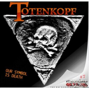 Totenkopf - Our Symbol Is Death - Compact Disc