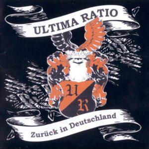 Ultima Ratio - Zurück In Deutschland -Compact Disc