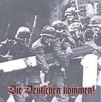 VA - Die Deutschen Kommen - Vol. 1 - Compact Disc