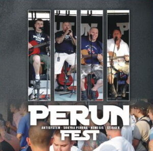 VA - Perun Fest - Live in Kiev - Compact Disc