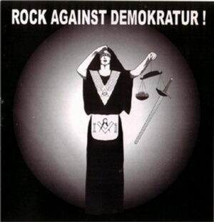 VA - Rock Against Demokratur! - Compact Disc