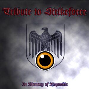 VA - Tribute to Strikeforce - In Memory of Reposkin - Compact Disc