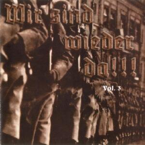VA - Wir sind wieder da Vol.3 - Compact Disc