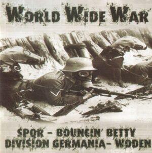 VA - World Wide War - Compact Disc