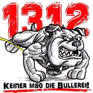 Volksgemurmel - 1.3.1.2 Keiner Mag Die Bullerei! - Digipak Disc