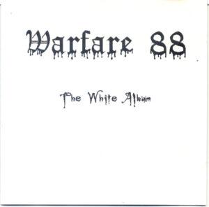 Warfare 88 - The White Album - Compact Disc