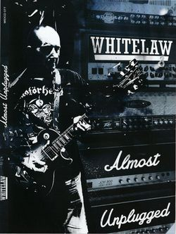 Whitelaw - Almost Unplugged - DVD Box Edition