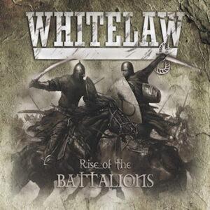 Whitelaw - Rise of the Battalions - Digipak Disc